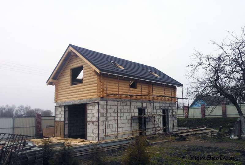 Дом Озеро