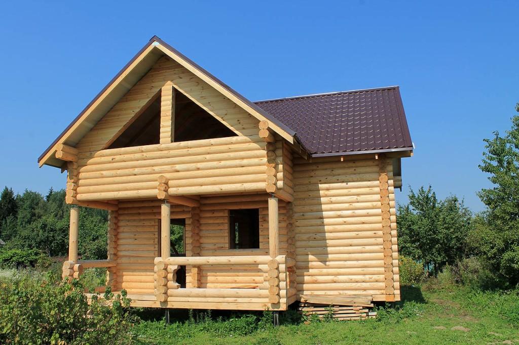 Дом-баня Логойск