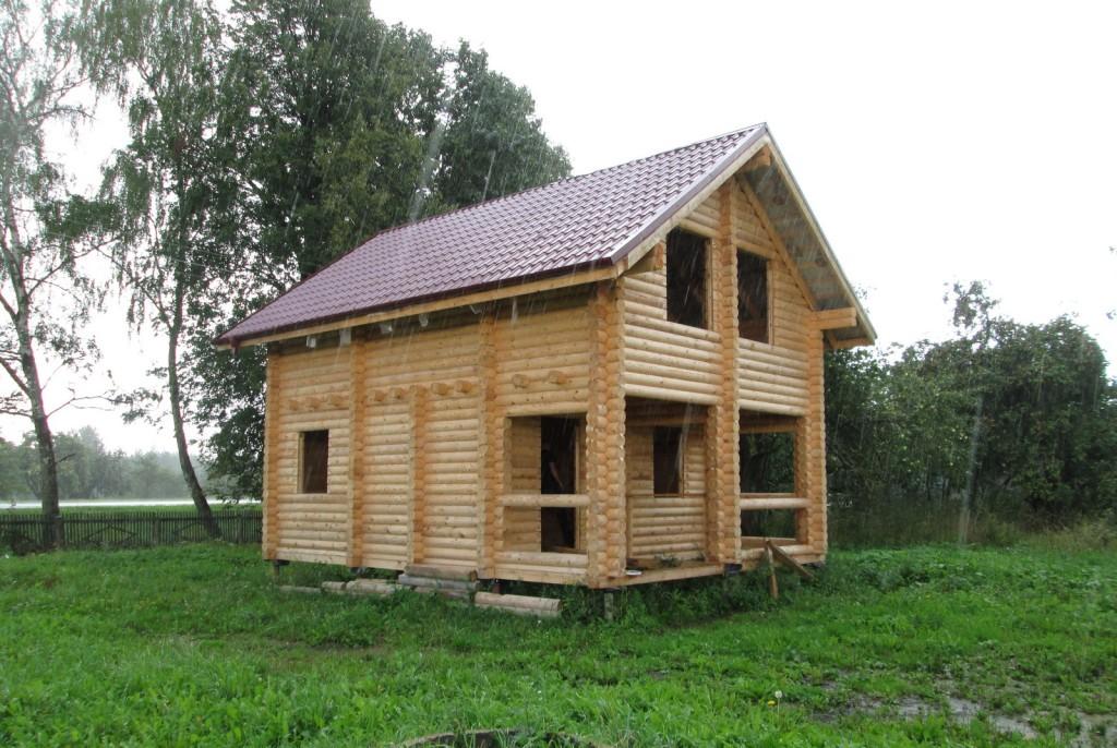 Дом Крупенино