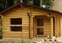 деревянные бани от Ued.by